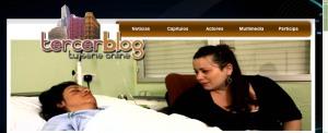 Pantallazo Web Terceblog