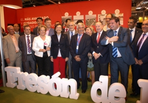 Stand Freson de Palos en Fruit Attraction