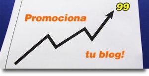 Promoción de un blog