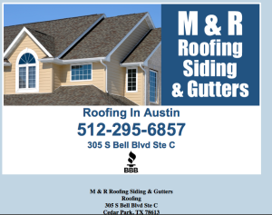Roofing in Austin
