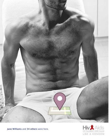 McCaan Helsinki campaña VIH