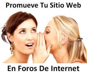 Foros mejoran trafico a tu web